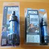 アウトドア浄水器おすすめソーヤミニ!登山・キャンプ・災害用小型携帯ろ過機