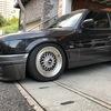 BMW E30【スタイルアップFile 19】US仕様 リアガーニッシュ。