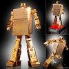 【黄金戦士ゴールドライタン】超合金魂 GX-32R「ゴールドライタン」24金メッキ仕上げ 「バンダイ」より2018年5月発売☆