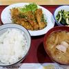 柏崎市「扇町食堂」選べるメニューから「まぐろの照り焼き」や「豚汁」をチョイス(⌒▽⌒)