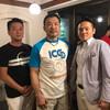 レジェンド櫻庭和志選手とお会いしました。