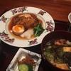 銀座 圓(まる)の一汁二菜ランチ