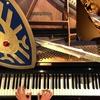 【ピアノダイニングガーデニア】ドラクエ、FFのピアノ演奏で耳と舌と心が幸せだった話。