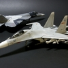 TRUMPETER 1/72 Sukhoi Su-30 MKK/MK2 Model Finished.