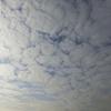 2月21日の雲&今日の独り言