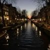 最後の都市オランダ、アムステルダムに到着しました