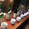朝市のお酒選び 不老泉の巻 と翁の会