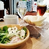 キリンシティプラス @横浜ベイクォーター 白ワイン飲み放題のサラダビュッフェランチ
