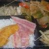 [19/05/15]「琉花」の「鶏肉と野菜の米酢炒め(日替わり弁当)」 300円 #LocalGuides