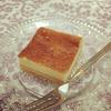 【手作り・お菓子】生クリーム100ccでベイクドチーズケーキ【2017.3.20】