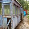 【青春18きっぷで】赤沢森林鉄道に行ってみる【寄り道】