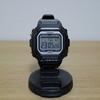 子供と遊ぶときに使う腕時計を買いました
