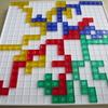 「ブロックス(Blokus)」テトリス風タイルで対決するパズルライクな陣取りボードゲーム