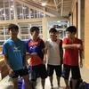 全日本卓球選手権ジュニアの部 三重県予選8リーグを見に来ました!