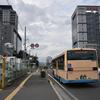 阪急バス長岡京線77系統(阪急東向日→阪急長岡天神→阪急東向日)