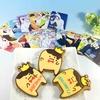 【AGF限定】アイドリッシュセブン王様プリンアイシングクッキー商品レビュー