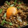 ごぼう鶏そぼろ丼のレシピ