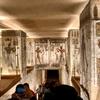 エジプト ルクソール 西岸 「王家の谷」王墓内 観光、ツタンカーメン他3王墓 見応えある壁画 「昼の書と夜の書」「死者の書」