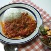 ストック食材でベジタリアン料理