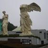 ルーブル彫刻美術館と大観音寺