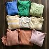 冬の服の「色々買い」(服選びの方法)。