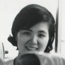 美容師伊藤知子[昭和30年代モノクロ写真]