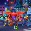 ディズニーマジックキングダムズにベイマックスとヒロがやってきた!