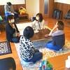 若いお母さん支援のための教会開放、第一回を今日開催しました