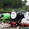 【トーマス号転車動画あり】大井川鉄道利用はSLとトーマス号がお勧めです!