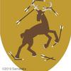 トナカイの紋章。矢をどう防ぐ?