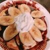 【スイーツ】手作りバナナパンケーキ♪