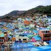 【韓国】釜山 甘川文化村を散策【韓国のマチュピチュ】