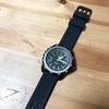 腕時計のベルトを交換してみた