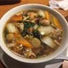 こんな所に……藤崎6階のレストランに美味しい広東麺が
