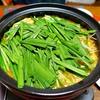 キムチ鍋とカワハギ鍋