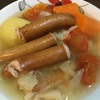 簡単レシピのソーセージ・ポトフを圧力鍋で作ってダイエット?キャベツ選びは重要です。
