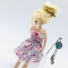人形の髪を「かんざし」でまとめるのは可能?実際にやってみたけれど