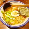 横浜のAFURIで柚子ラーメン!澄みきったスープはコクがあっておいしい!