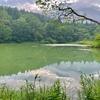 御鹿池(長野県信濃)