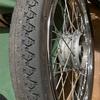 スーパーカブC125 タイヤサイズとハンドリング