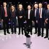 フランス大統領選 全候補者11人による討論会
