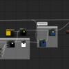 UE4 メッシュの一部の色だけをパラメータで切り替えられるマテリアルを作る