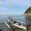 納艇!! タンデムアイランド・・・冒険の海へ