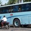 暑い!水分補給と海外の長距離バス