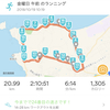 マラソン練習日誌10月19日30キロと悲しいお知らせ(僕にとって)
