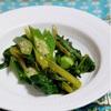 野菜の蒸し煮