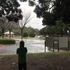 RunField 極寒横殴り雨付きロング30km