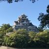 独特の威容を誇る岡山城!日本屈指の名城!