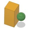 平面と球体の交差を作る1