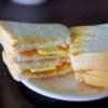 朝食のパンのお供
